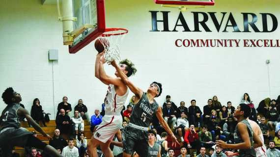 Basketball team overcomes injuries to find early season success