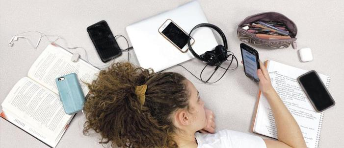 Shifting Focus: How Technology Affects Students on Campus