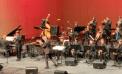 Ryan Wixen'19 performs in honor bands