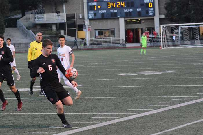 Winning season ends with first round defeat in CIF playoffs