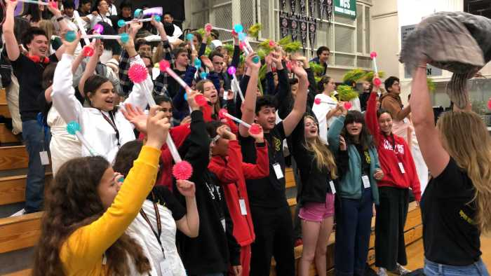 Chariots of Fire: JCL attends annual convention