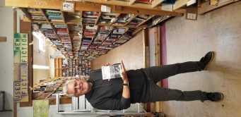 Former Upper School English teacher publishes fiction