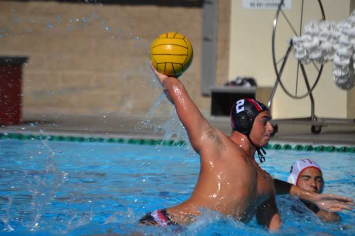 Boys Water Polo remains undefeated in win against Palos Verdes