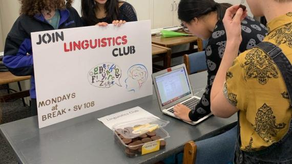 Prefects host miniature activities fair in Chalmers