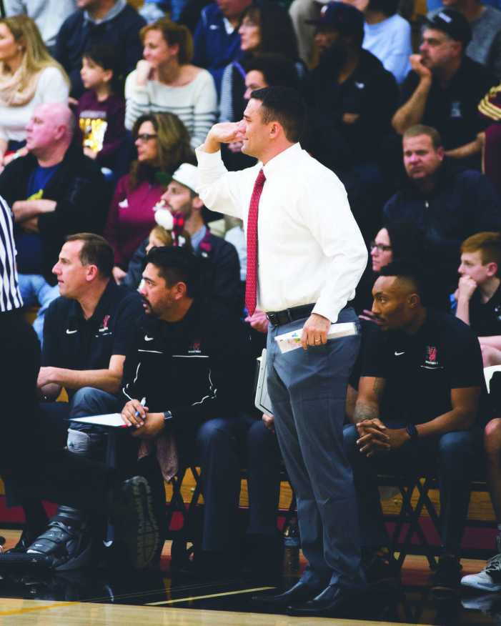 Rebibo Voted Coach of the Year by Students