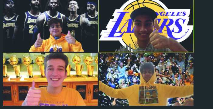 Students unite in hopes of winning championships for City of Angels