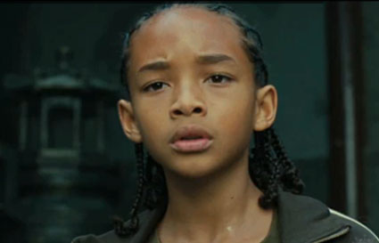 Jaden Smith in 'The Karate Kid' (Columbia Pictures)