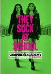 vampire academy movie poster image