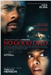 no good deed movie poster image