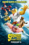 spongebob movie: sponge out of water poster image