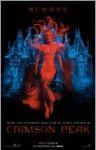 crimson peak movie poster image