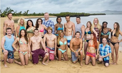 survivor season 33 group image