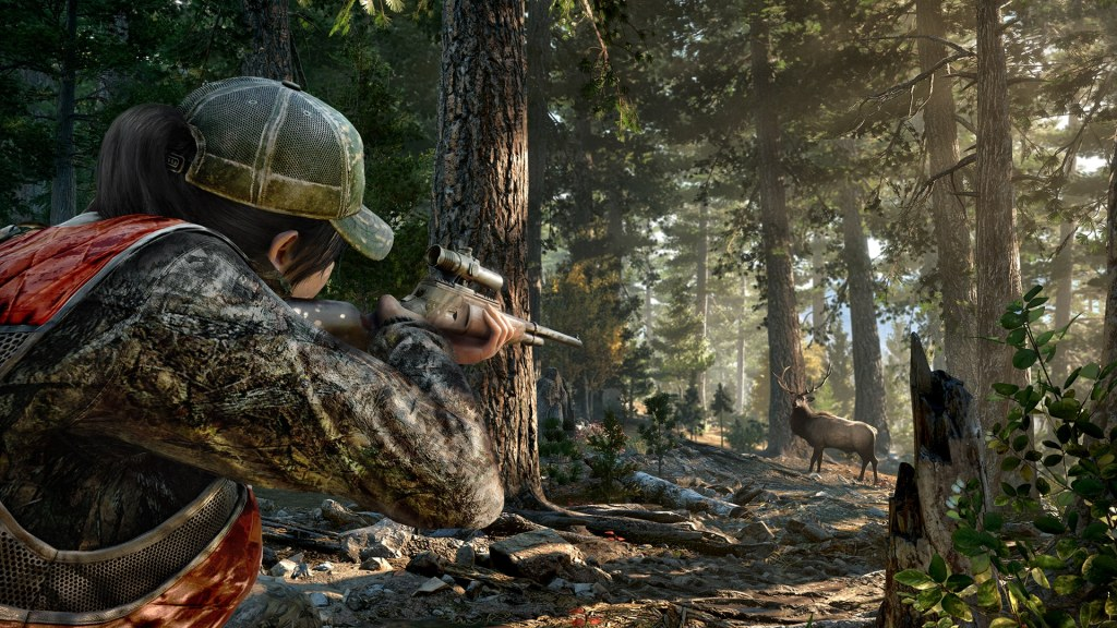 Taking down big game in Farcry 5