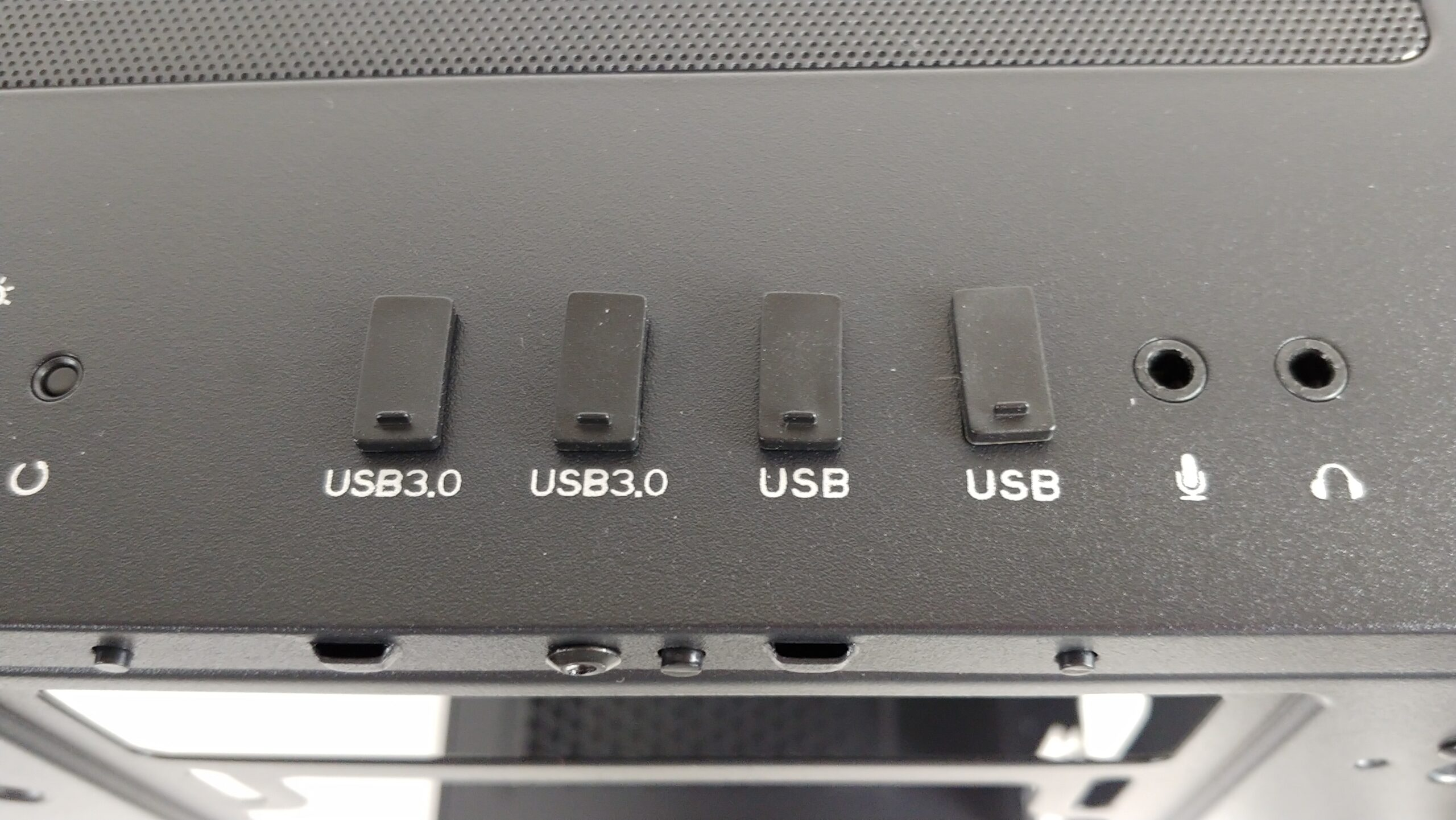 USB covers for FSP CMT260.