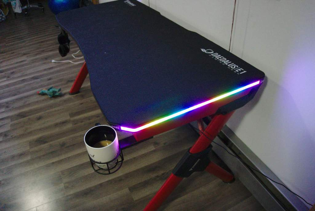more rgb, and COFFEE