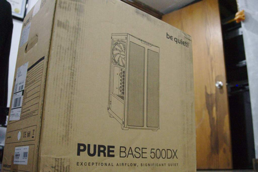 Pure Base 500 DX boxed