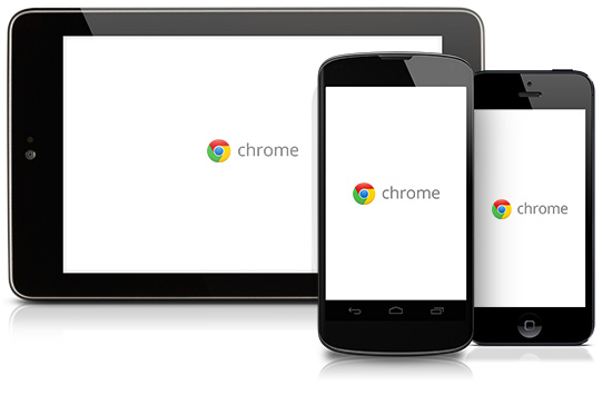chrome-mobile