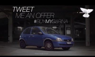 Holden Barina reklamı