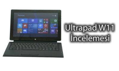 Ultrapad W11