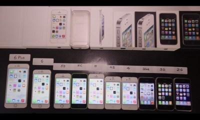 iPhone hız testi