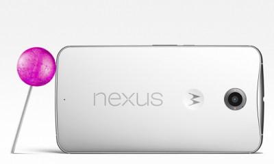 Nexus 6 kapak