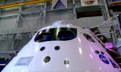 Orion insanlık için büyük bir keşif aracı olacak