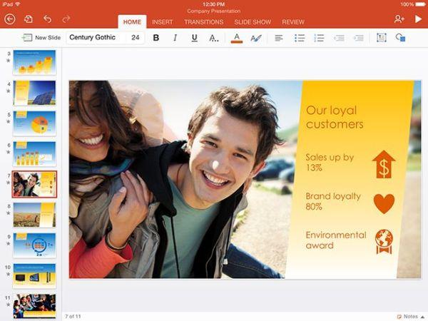 Microsoft Office'de dökümanlarınızı artık ücretsiz olarak editleyebilrisiniz.
