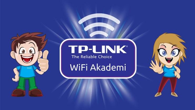 TP-LINK wifi-akademi
