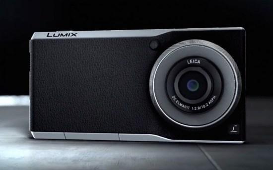 Panasonic Lumix CM1 Smartphone Camera