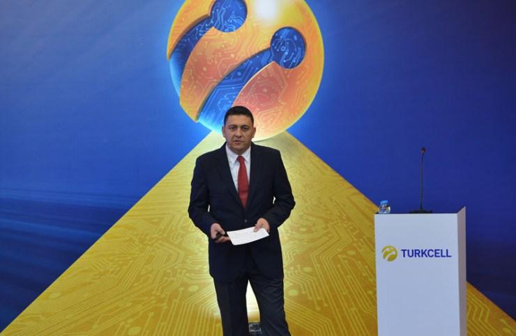 Turkcell Kurumsal Satış Direktörü Vekili Serkan Erden