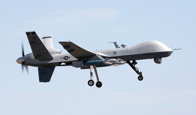 ingiltere drone