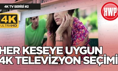 4k tv seçimi