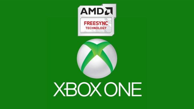 FreeSync Xbox