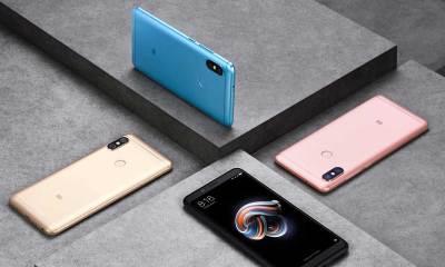 Xiaomi Redmi Note5 Pro