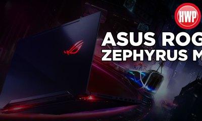 Asus ROG Zephyrus M (GM501) inceleme   Taşınabilir oyun canavarı!