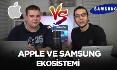 Her şeyi Samsung olan adam vs Her şeyi Apple olan adam
