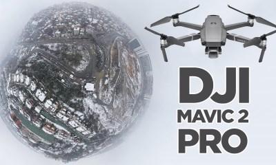 DJI Mavic 2 Pro İnceleme   Drone'ların efendisi!