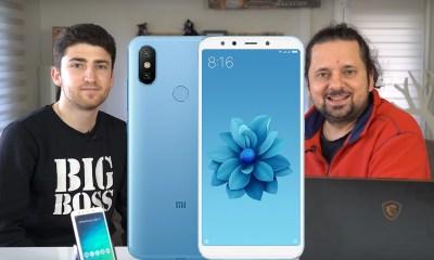 Xiaomi Mi A2 - Sizin Yorumunuz (Ramazan Yıldız)