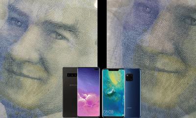 Samsung Galaxy S10+ vs. Huawei Mate 20 Pro kamera karşılaştırma