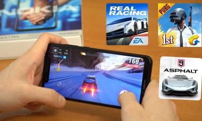 Nokia 5.1 Plus oyun testi