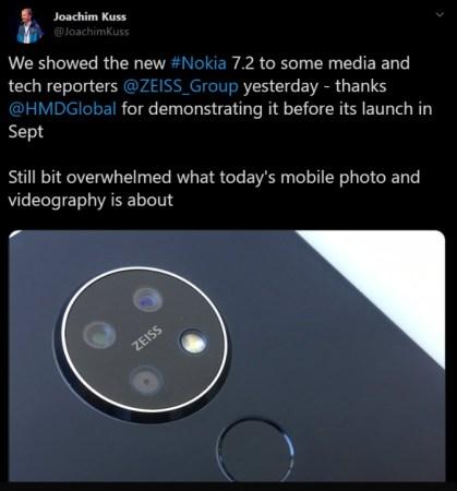 nokia 7.2 üçlü kamera
