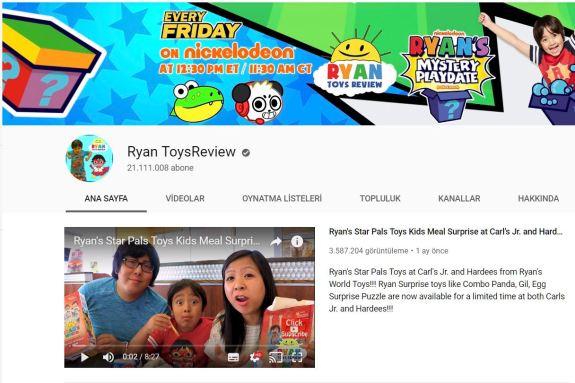 Rakamlarla YouTube 7