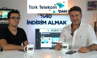 Türk Telekom'dan her yıl %40 indirim almak - Operatör Sohbetleri #7