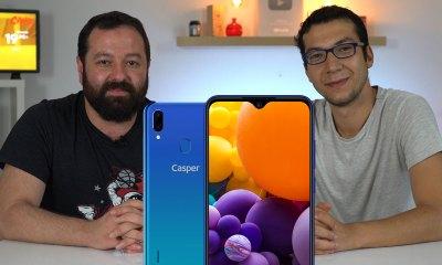 Casper VIA G4 - Kim Kullanmak İster? (Fatih Ateş)