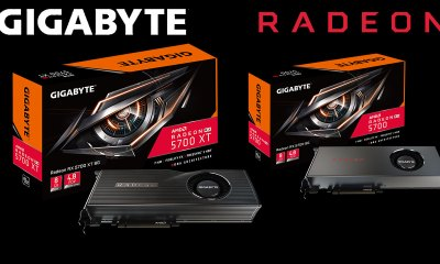 Gigabyte Radeon RX 5700 Serisi