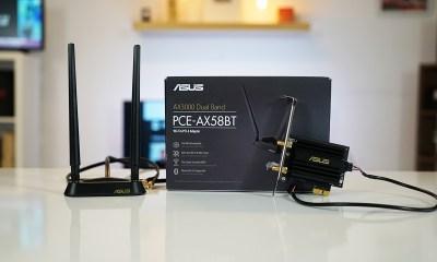 Asus PCE-AX58BT