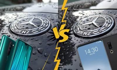 Redmi Note 8 Pro vs Meizu 16th kamera kıyaslaması