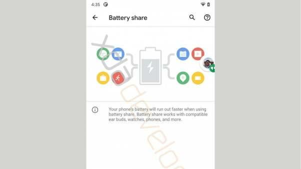 Google Pixel 5 tersine kablosuz şarj ile geliyor.