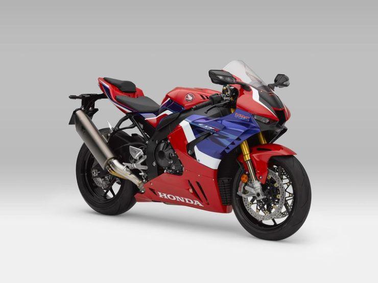 Honda CBR 1000RR-R Red Dot