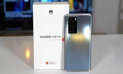Huawei P40 Pro kutu açılışı & ilk izlenimler!